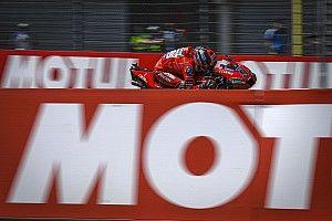 Chaleur, pneus, stratégie: des pilotes Ducati en difficulté