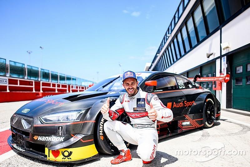 Dovizioso: quasi 200 giri con l'Audi a Misano in vista dell'esordio nel DTM!