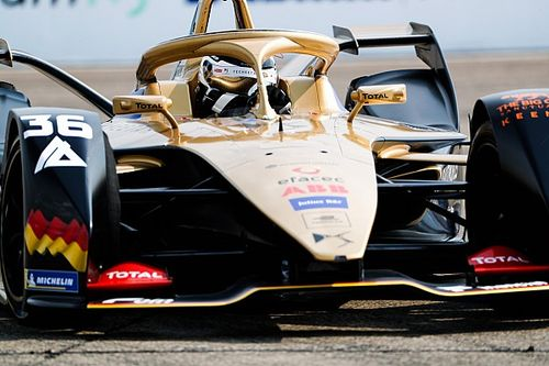 Berlin E-Prix: Lotterer quickest in Friday practice