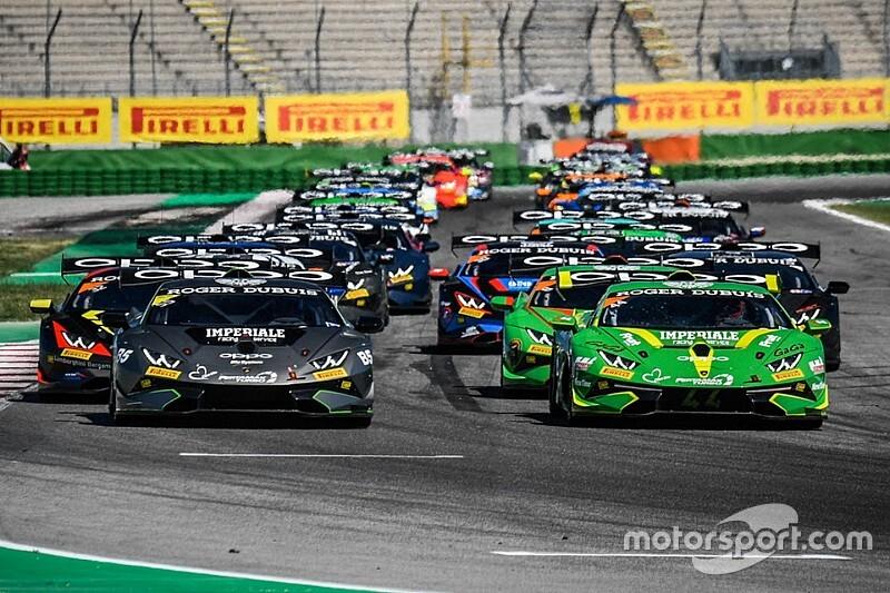 Imperiale Racing prende tutto a Misano nel Lamborghini Super Trofeo Europa