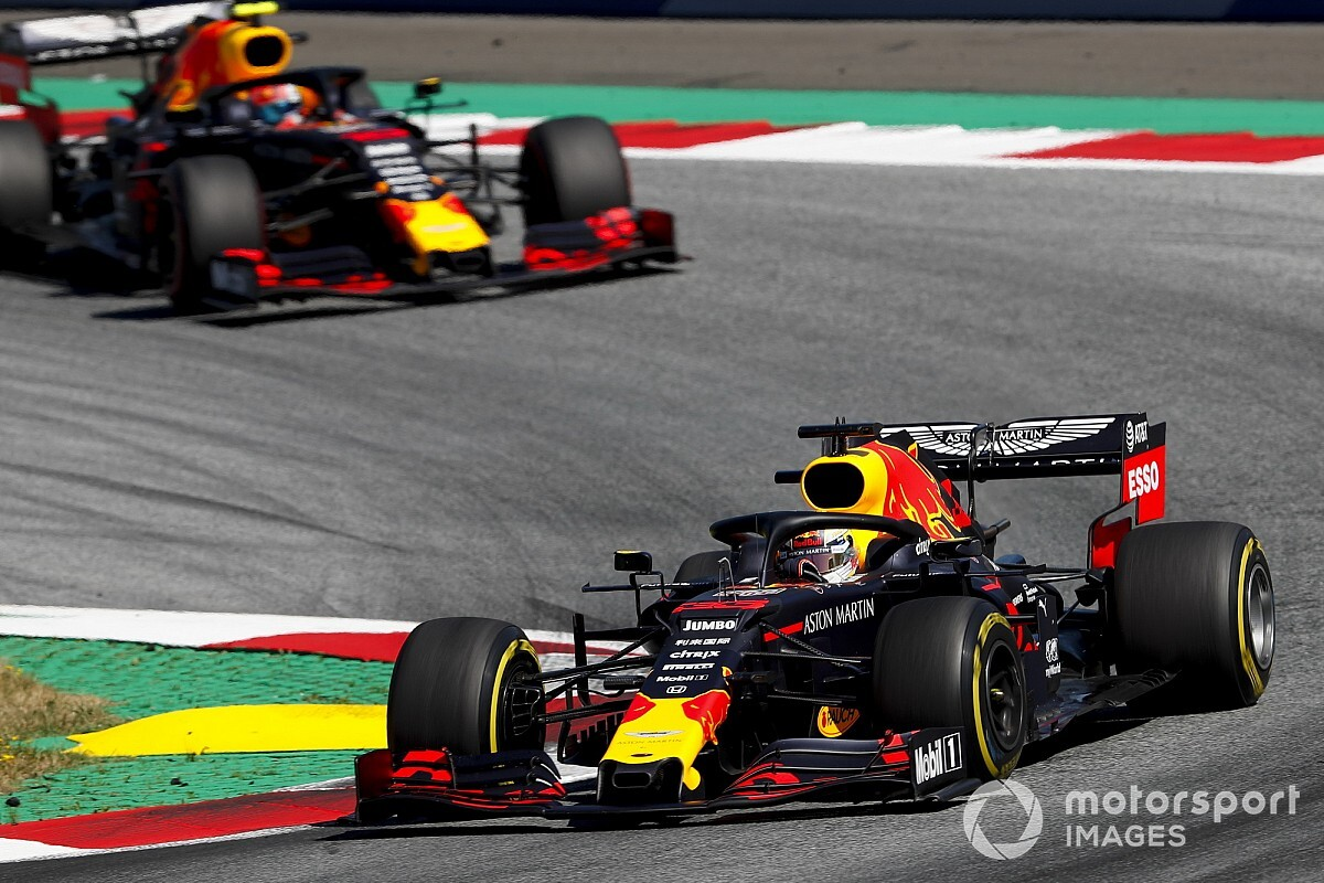 Red Bull заборонила Гаслі відхилятися від налаштувань Ферстаппена