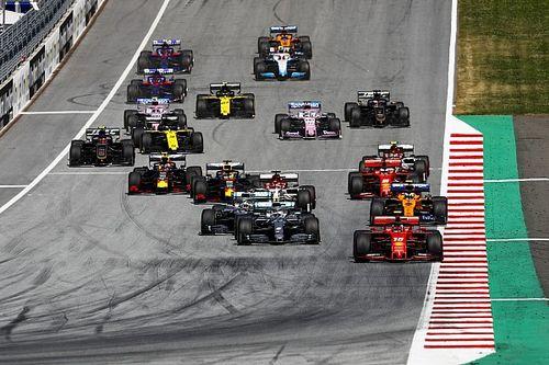 TABELA: Veja a classificação da Fórmula 1 após GP da Áustria