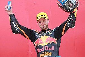 KTM-protegé Binder promoveert in 2020 naar de MotoGP