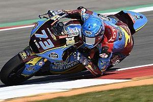 Alex Márquez se lleva la pole en Moto2