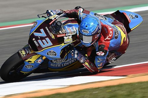 Sachsenring Moto2: Marquez, son beş yarıştaki dördüncü galibiyetini aldı