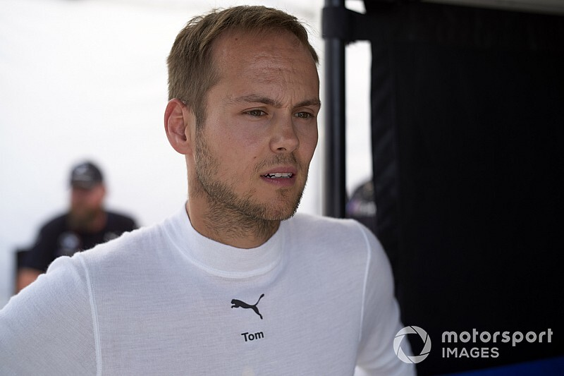 Blomqvist joins R-Motorsport after BMW exit