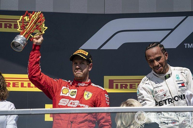 """Vettel: La F1 de hoy """"no es el deporte del cual me enamoré"""""""