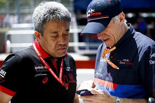 Minden, ami a Toro Rosso motorháza alatt van, a Red Bulltól jön