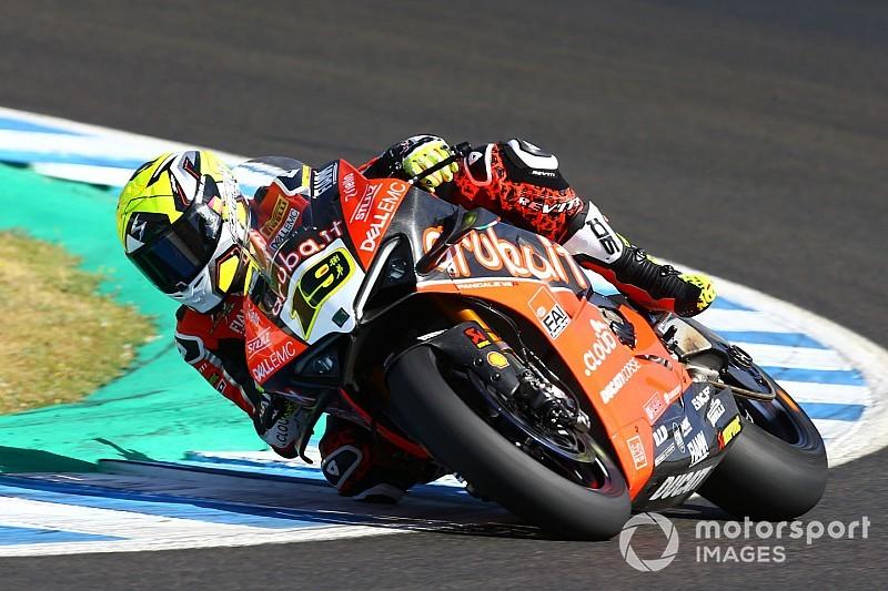 SBK, Jerez, Gara 1: Bautista torna a dominare e riporta la Ducati davanti a tutti