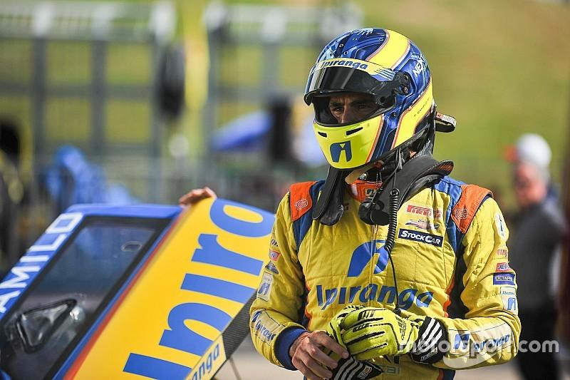 """Camilo se diz """"confiante e preparado"""" para etapa de Londrina da Stock Car"""