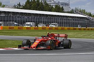 Pirelli chce zwycięstw Ferrari