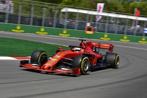 F1カナダFP3:フェラーリワンツーでまたも速さ見せる。レッドブルは5、6番手