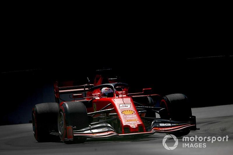 F1カナダGP予選:ベッテルが今季初PP。フェルスタッペンは赤旗でまさかのQ2落ち
