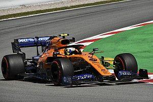 Norris : Le règlement met en évidence les forces et les faiblesses des F1