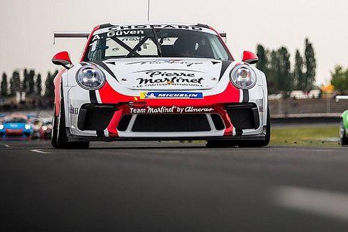 Porsche Carrera Cup Fransa: Ayhancan, Barcelona'daki ikinci yarışta 4. oldu
