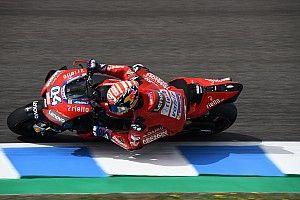 """Dovizioso: Şu anki seviye, Marquez'i yenmek için """"yeterli değil"""""""