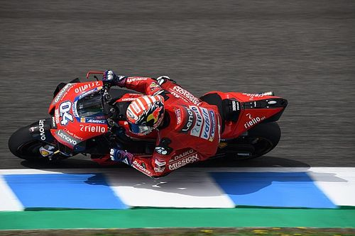 """Dovizioso warns current level """"not enough"""" to beat Marquez"""