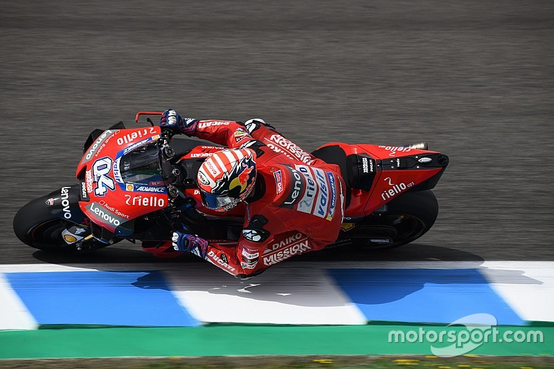 """Dovizioso: Ritmo atual da Ducati """"não é suficiente"""" para bater Márquez"""