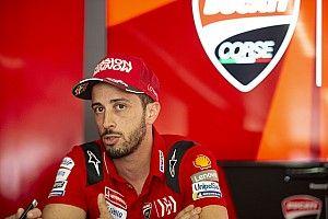 """Dovizioso n'a """"pas de proposition de Ducati"""" pour le moment"""