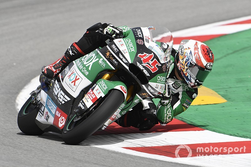 Moto2オーストリア予選:長島哲太、キャリア初のポールポジション獲得!