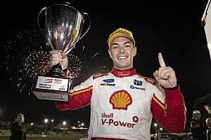 Perth Supercars: McLaughlin takes controlled Saturday race win