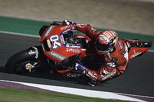 Ducati kedodoran, Dovizioso tak khawatir