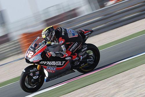 Moto2, Termas de Rio Hondo, Libere 2: Luthi al top, Bulega ottimo quinto