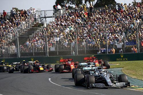 Surto do coronavírus forçará F1 a suspender GP da Austrália de 2020