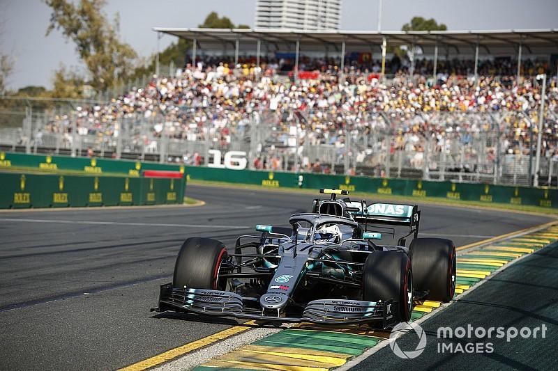 بوتاس تجاهل تعليمات وولف بعدم السعي وراء تسجيل أسرع لفّة في سباق أستراليا