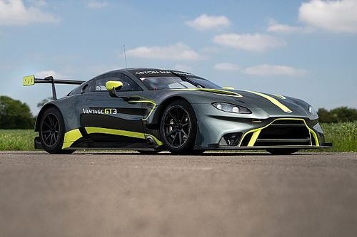 Garage 59 switches to Aston Martin from McLaren