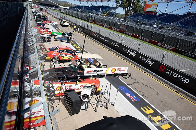 "Supercars ""chaos"" predicted due to Adelaide circuit changes"