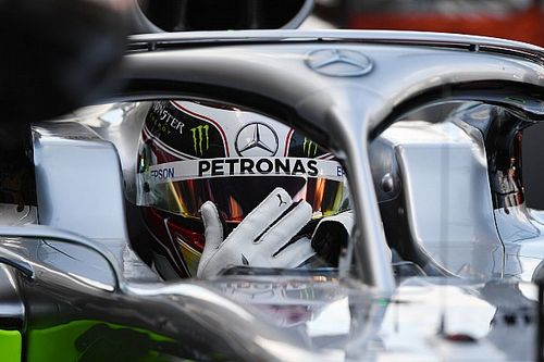 """Hamilton, tras dominar en Australia: """"Podemos mejorar en muchas cosas"""""""