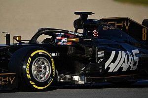 """Grosjean: """"Troppi testacoda nel giro di lancio con le gomme troppo fredde"""""""