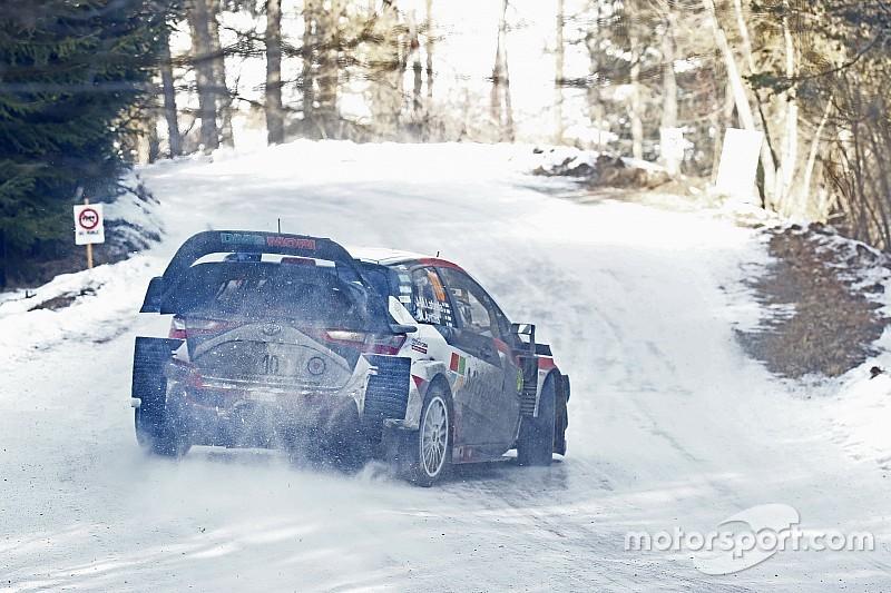 Fotogallery WRC: le foto della seconda tappa del Rally di Monte Carlo 2019