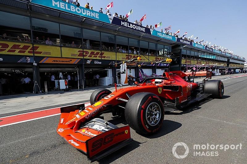 """A meglepett Vettel szerint a Ferrarinak """"ennél jobban kellene mennie"""""""