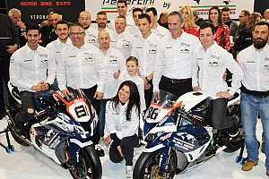 Presentato a Motor Bike Expo il team Pedercini Racing 2019 di Superbike e Supersport