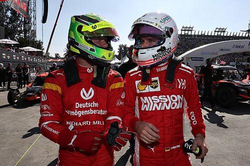 Vettel: Mick Schumacher debe encontrar su propio camino en la F1