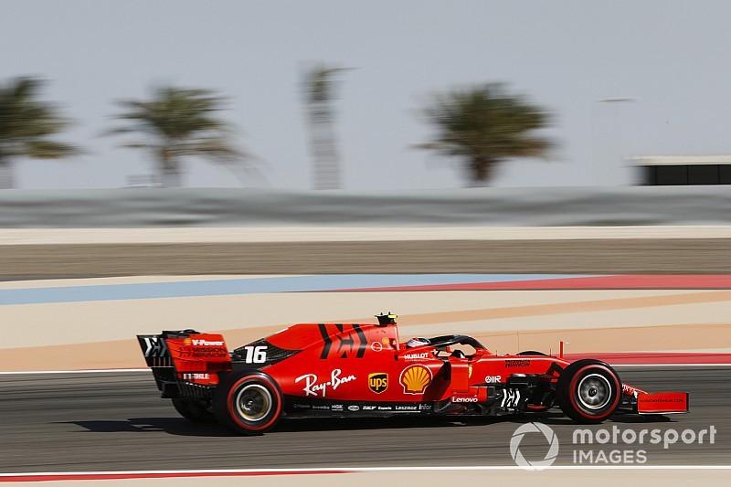 Fotogallery F1: i primi due turni di libere del Gran Premio del Bahrain 2019