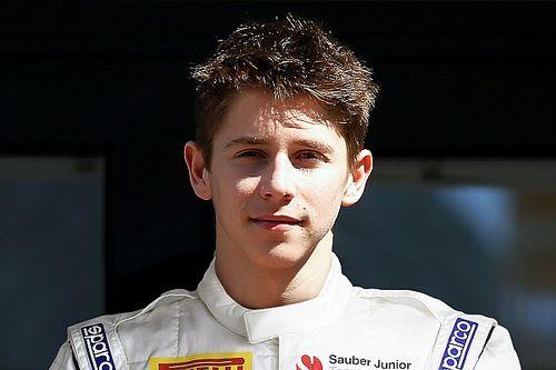 Brat Leclerca czeka na debiut w F1