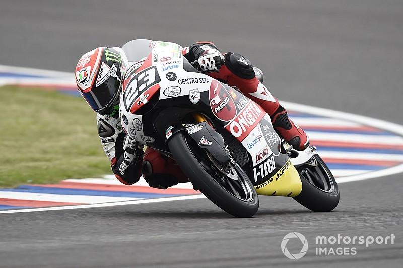 Antonelli se lleva la pole por delante de Raúl Fernández