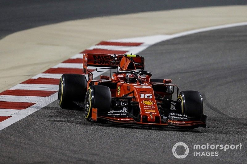 """Leclerc: First F1 podium """"lucky in unlucky situation"""""""