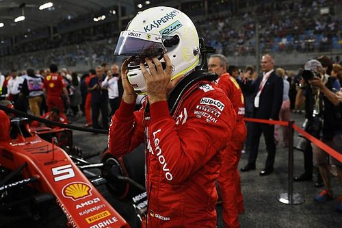 Vettel niega que su trompo en Bahrein fuera porque sienta más presión