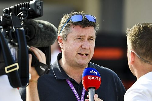 My job in F1: TV commentator David Croft