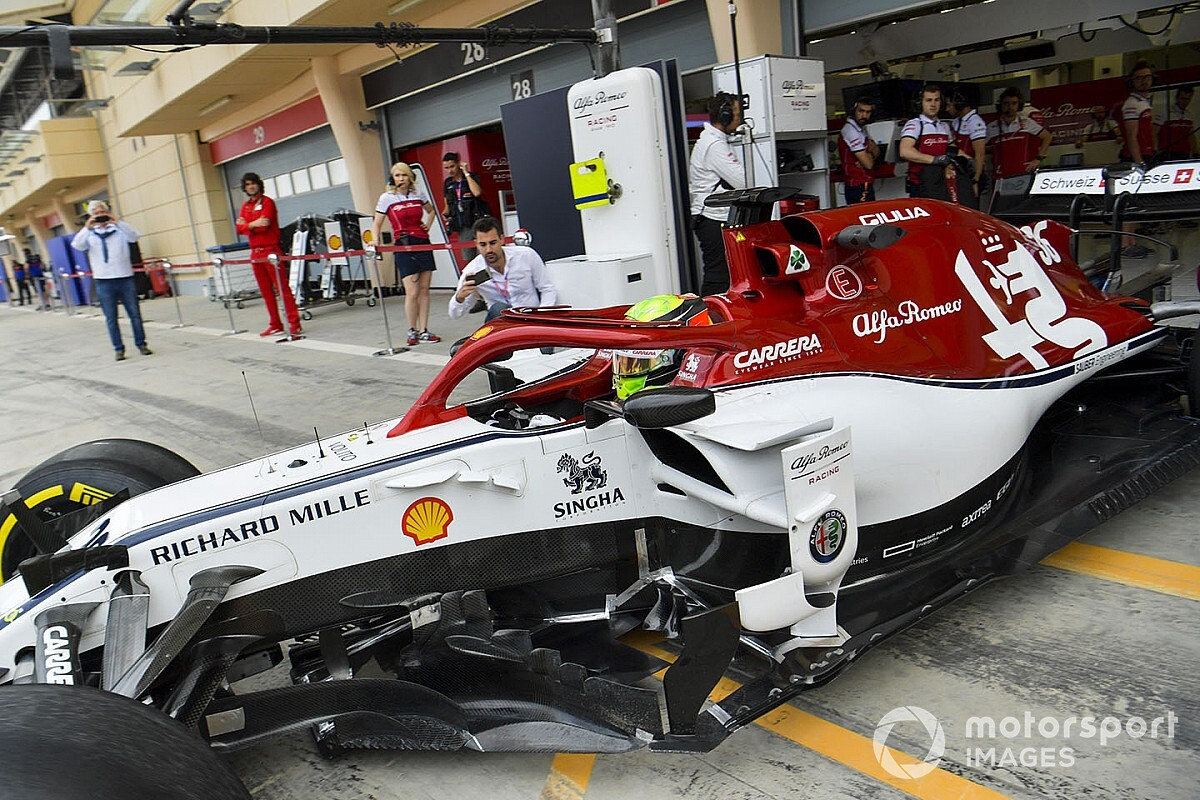Schumacher didn't expect Bahrain F1 test performance