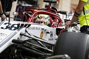 Мик Шумахер о скорости на тестах: Сам такого не ожидал