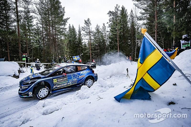 WRC: cancellata anche la PS1 del Rally di Svezia