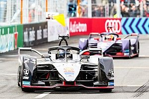 Nissan expected Rome race to last a lap longer