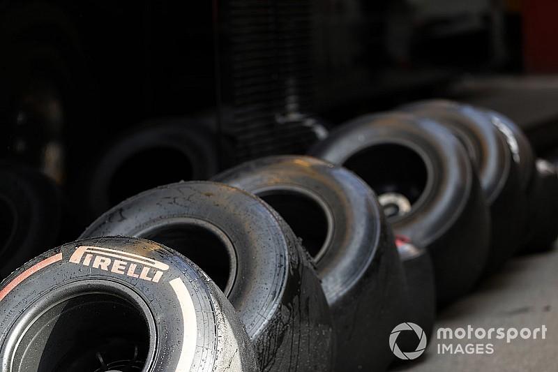 Pirelli estima diferença de tempos de volta entre pneus da F1