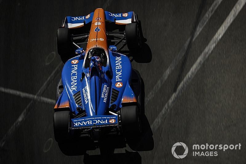 Detroit IndyCar: Dixon dominates first practice