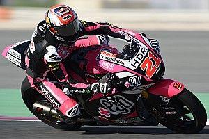 Moto2サンマリノ予選:ディ・ギャナントニオ、キャリア初PP。長島5番手